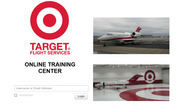 Target Flight Services Online Training Center